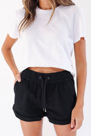 Soft Black Short