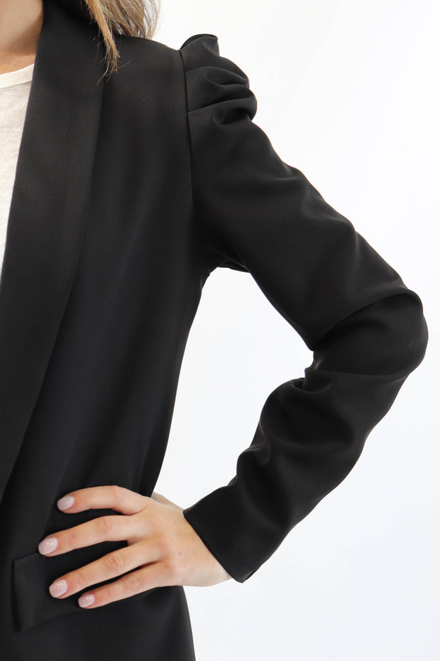 Statement Sleeve Blazer
