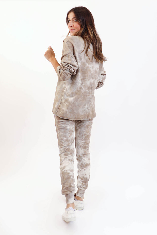 Neutral Tie Dye Set