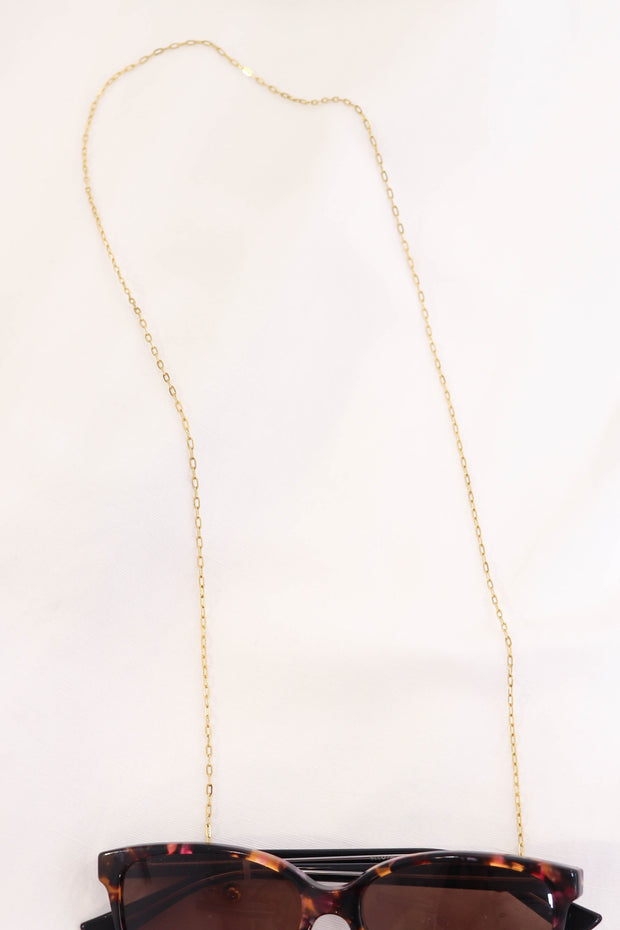 Plain Jane Sunglasses Chain
