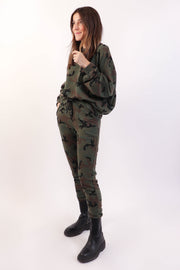 Lightweight Camo Lounge Set
