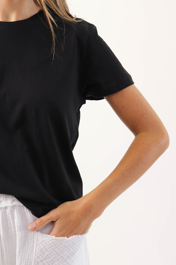 Basic Organic Cotton Tee