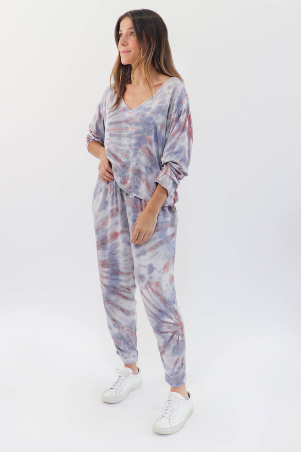 Lightweight Tie Dye Set