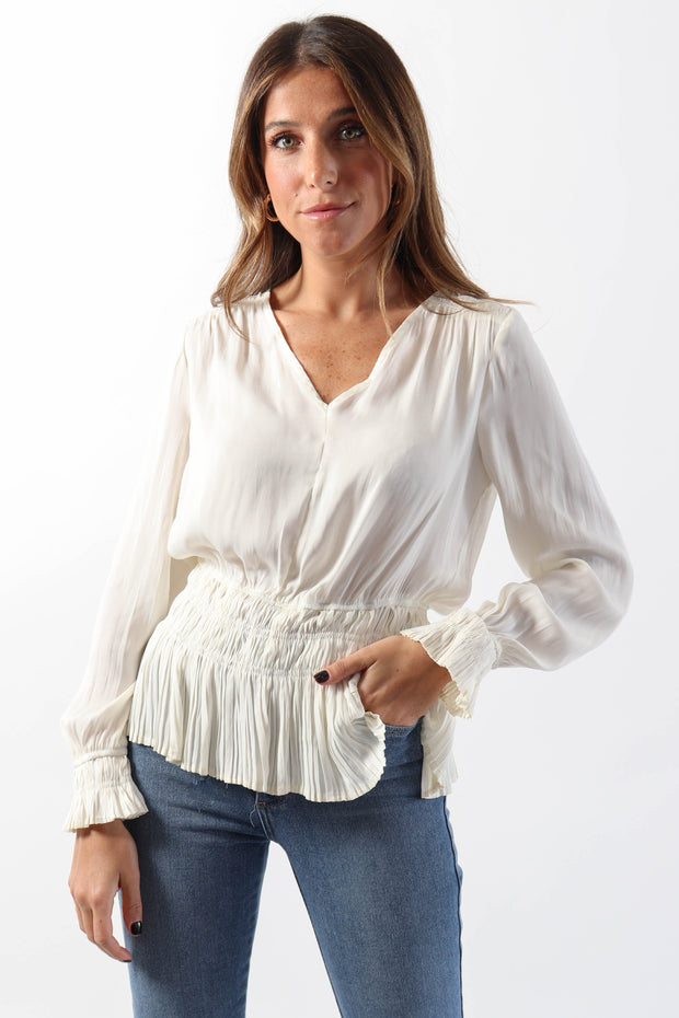 Chantilly Blouse