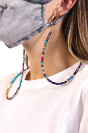 Dark Rainbow Mask Chain