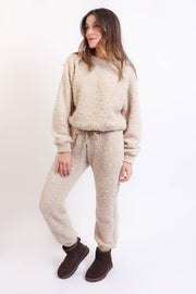 Cozy Sherpa Set