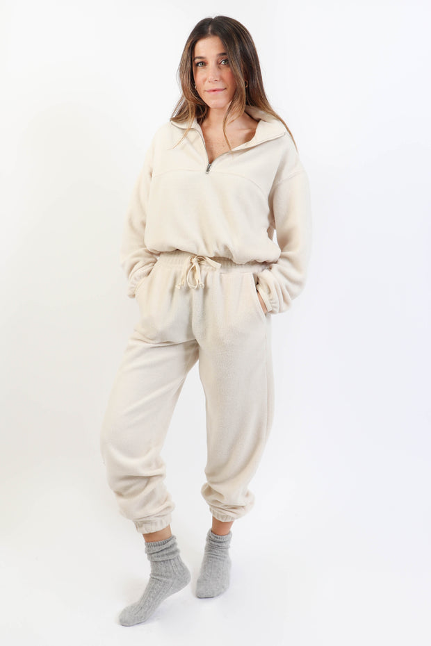 Fleece Lounge Set