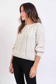 Stone Knit Sweater