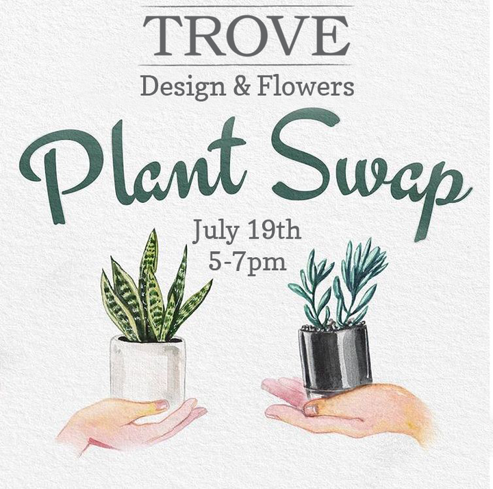 Design & Flowers Plant Swap