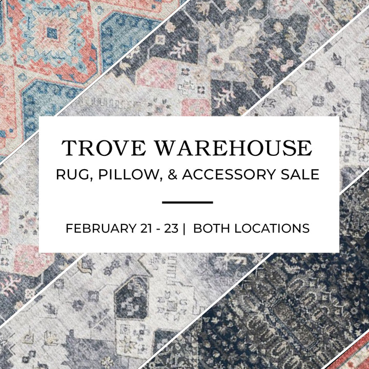 Rug, Pillow & Accessory Sale