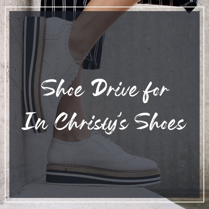 Shoe Drive for In Christy's Shoes