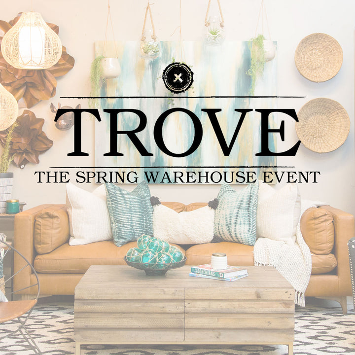2018 SPRING WAREHOUSE EVENT