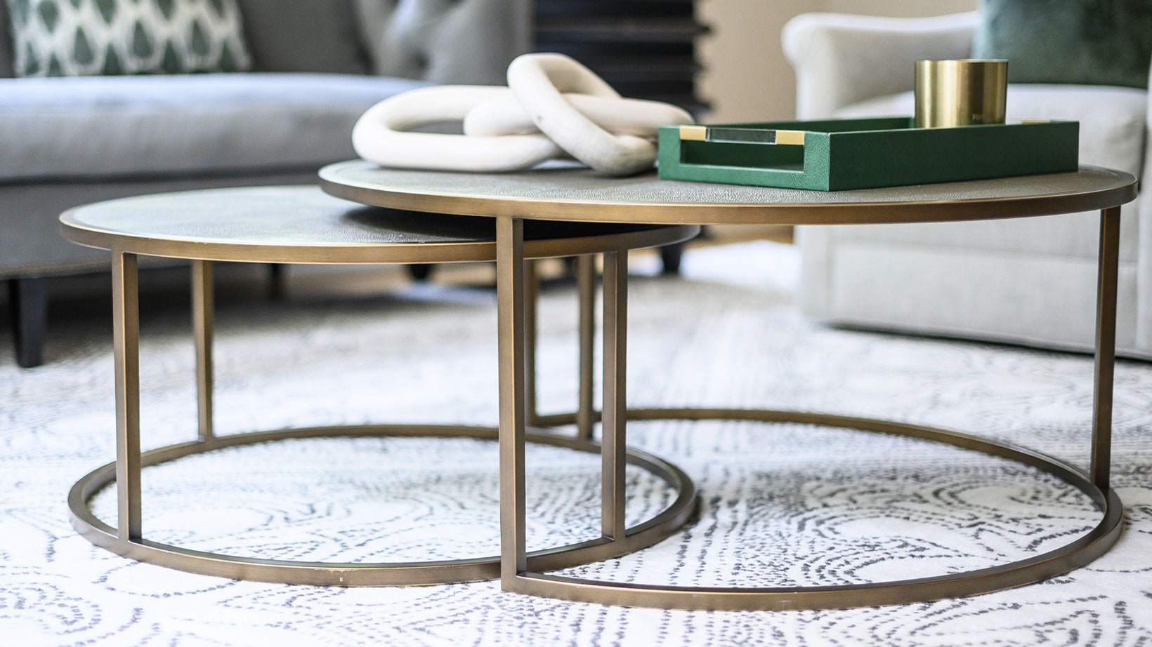 Darby Nesting Coffee Table