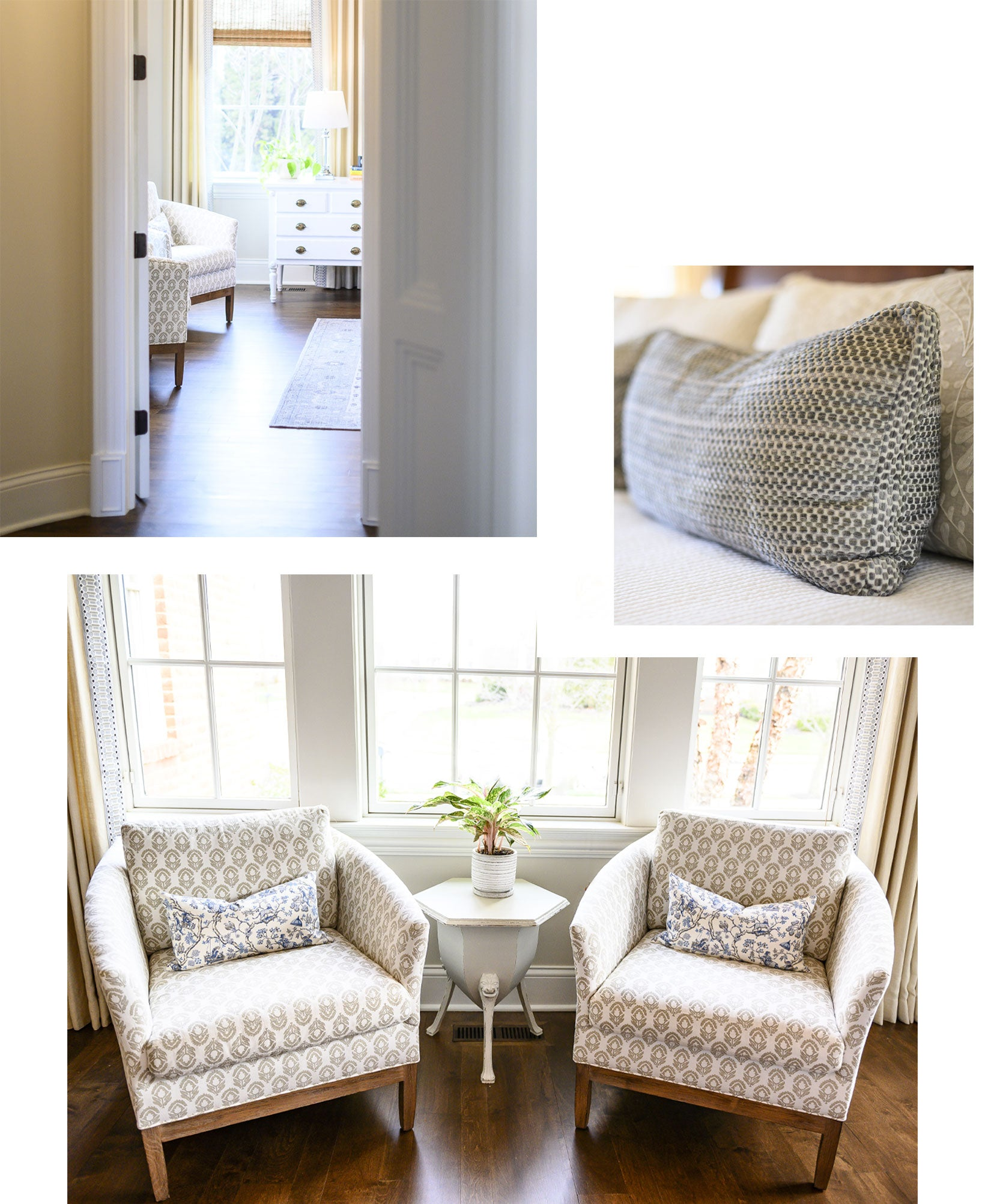 Master Bedroom Chairs