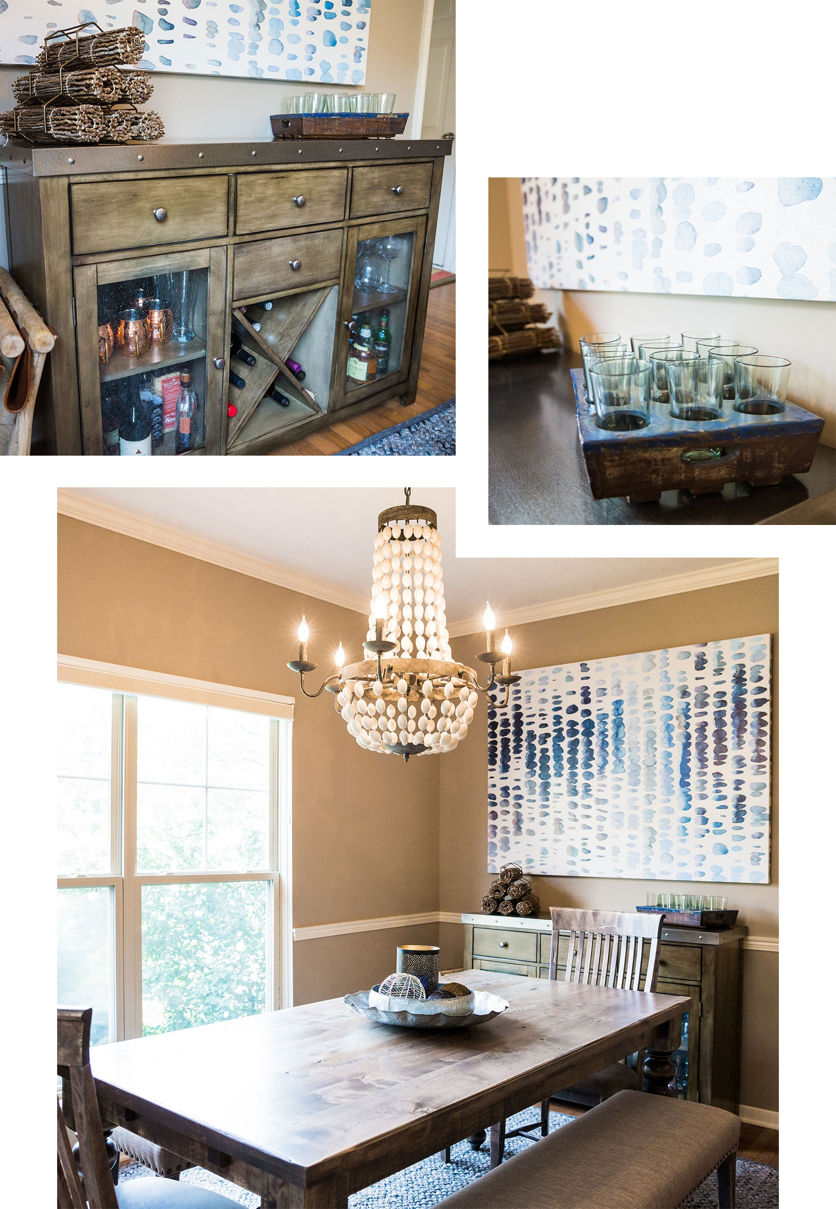 Making a House A Home From Rustic Farmhouse to Updated Condo