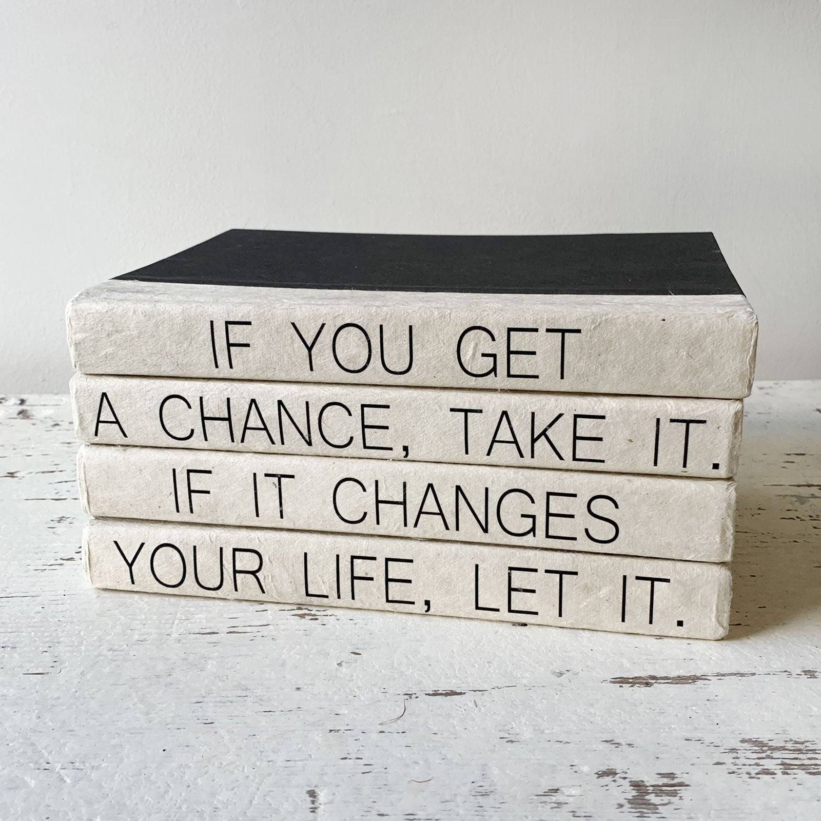 "'If You Get a Chance"" Book Set"