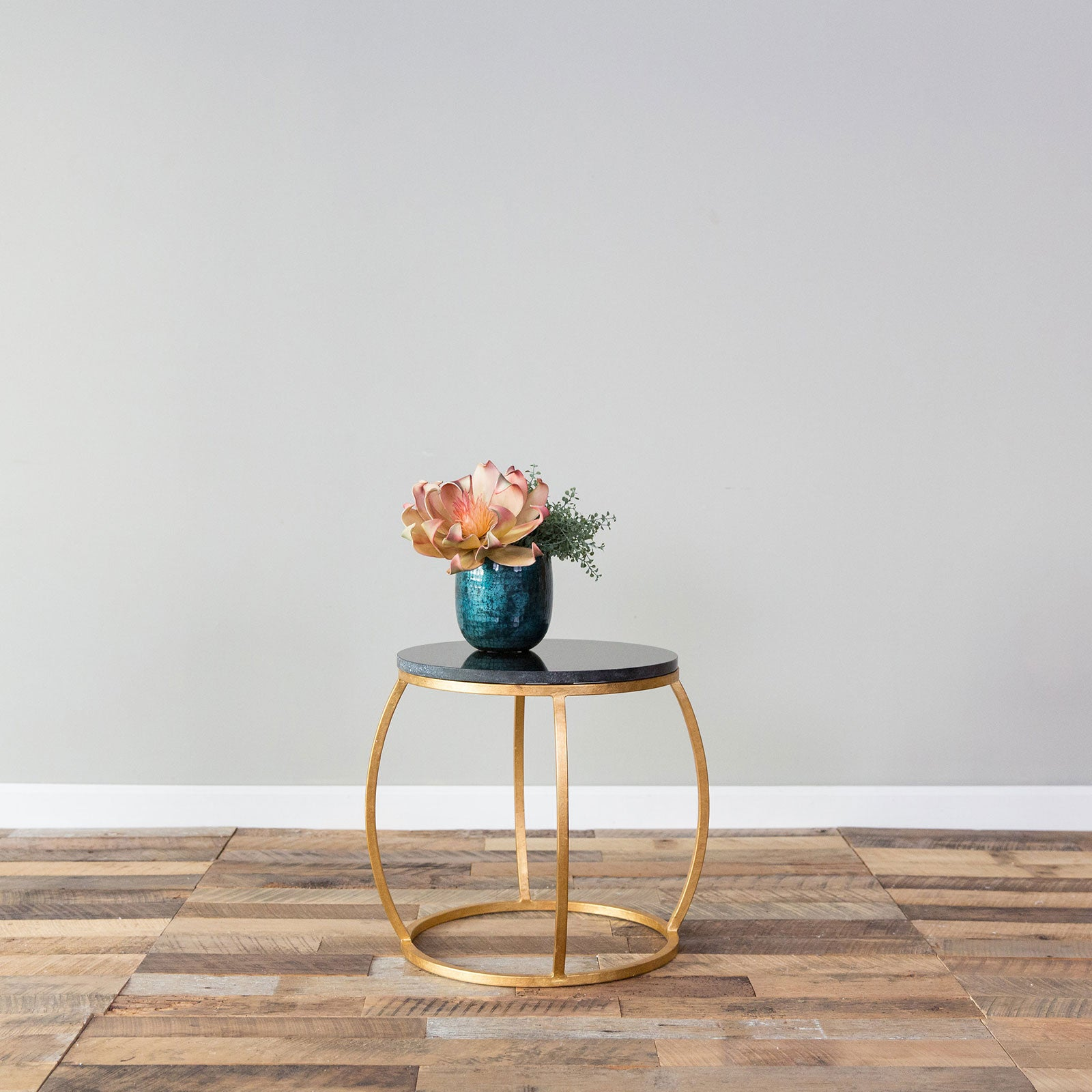 Allie Round Side Table