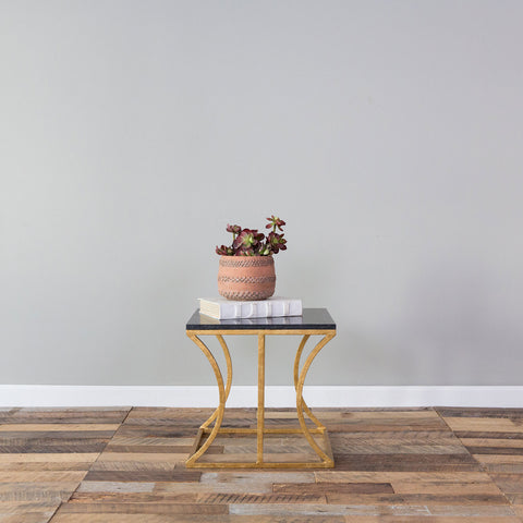 Allie Square Side Table