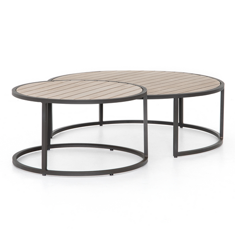 Ashbee Outdoor Nesting Tables