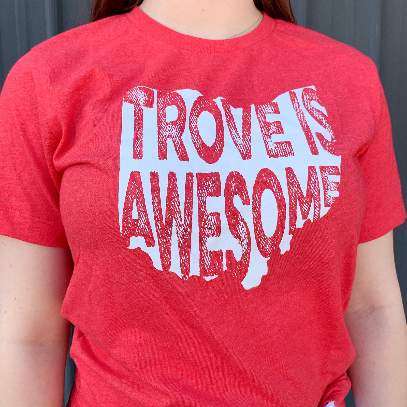 Trove is Awesome Tshirt
