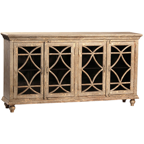 Bacca 4 Door Sideboard