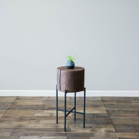 Catalina Accent Table- Chestnut