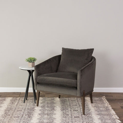 Coraline Upholstered Chair -Shadow