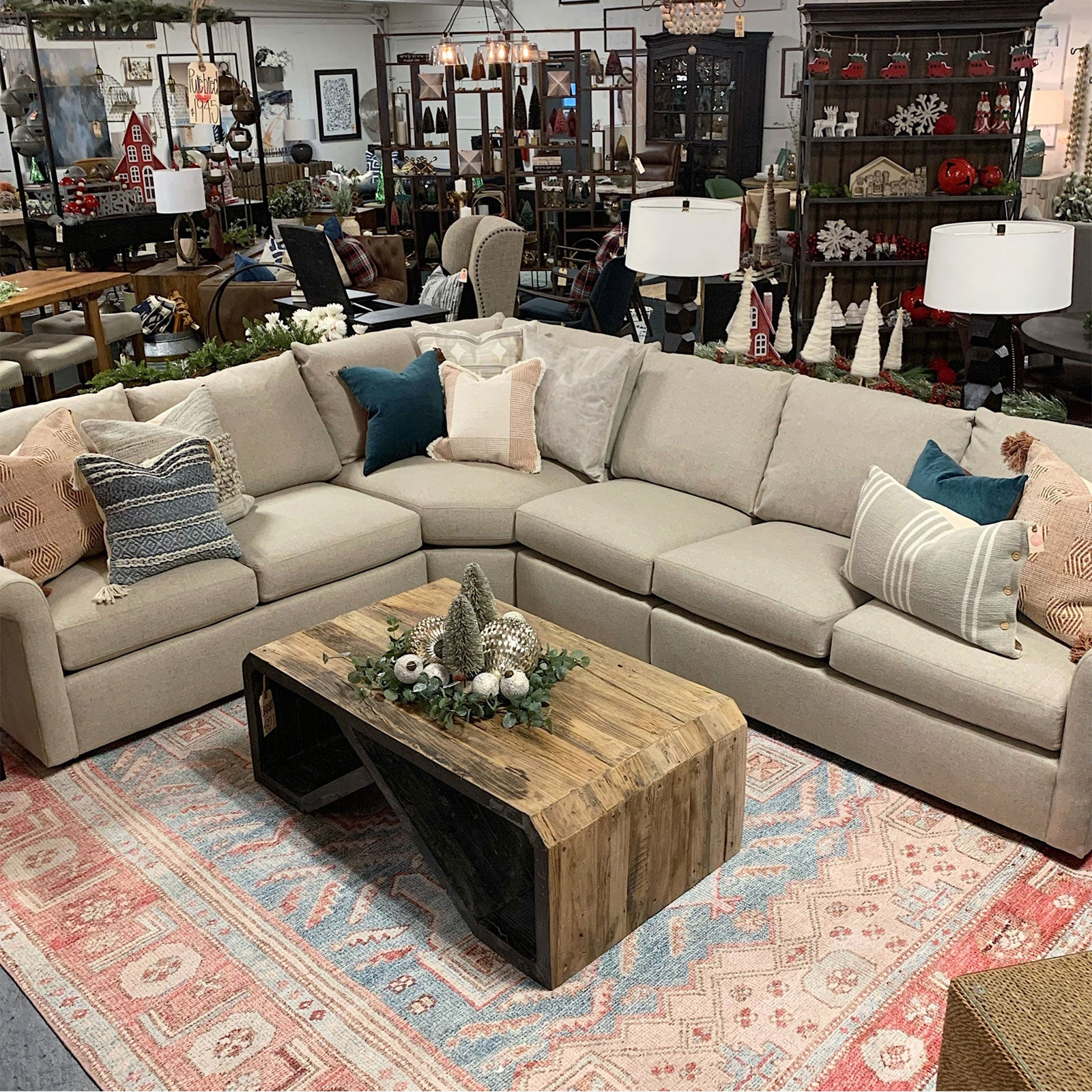 Danae Sectional