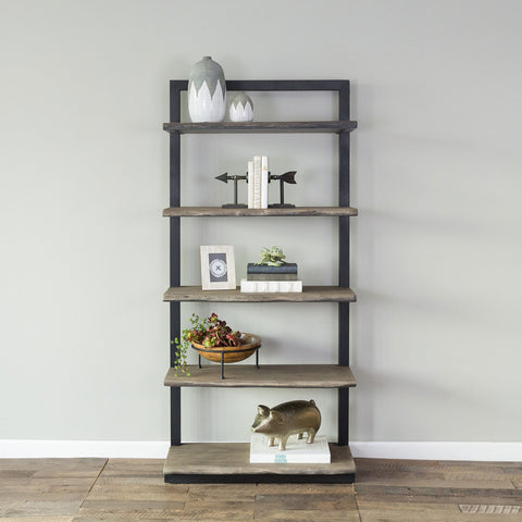 Grillis Bookshelf - Grey