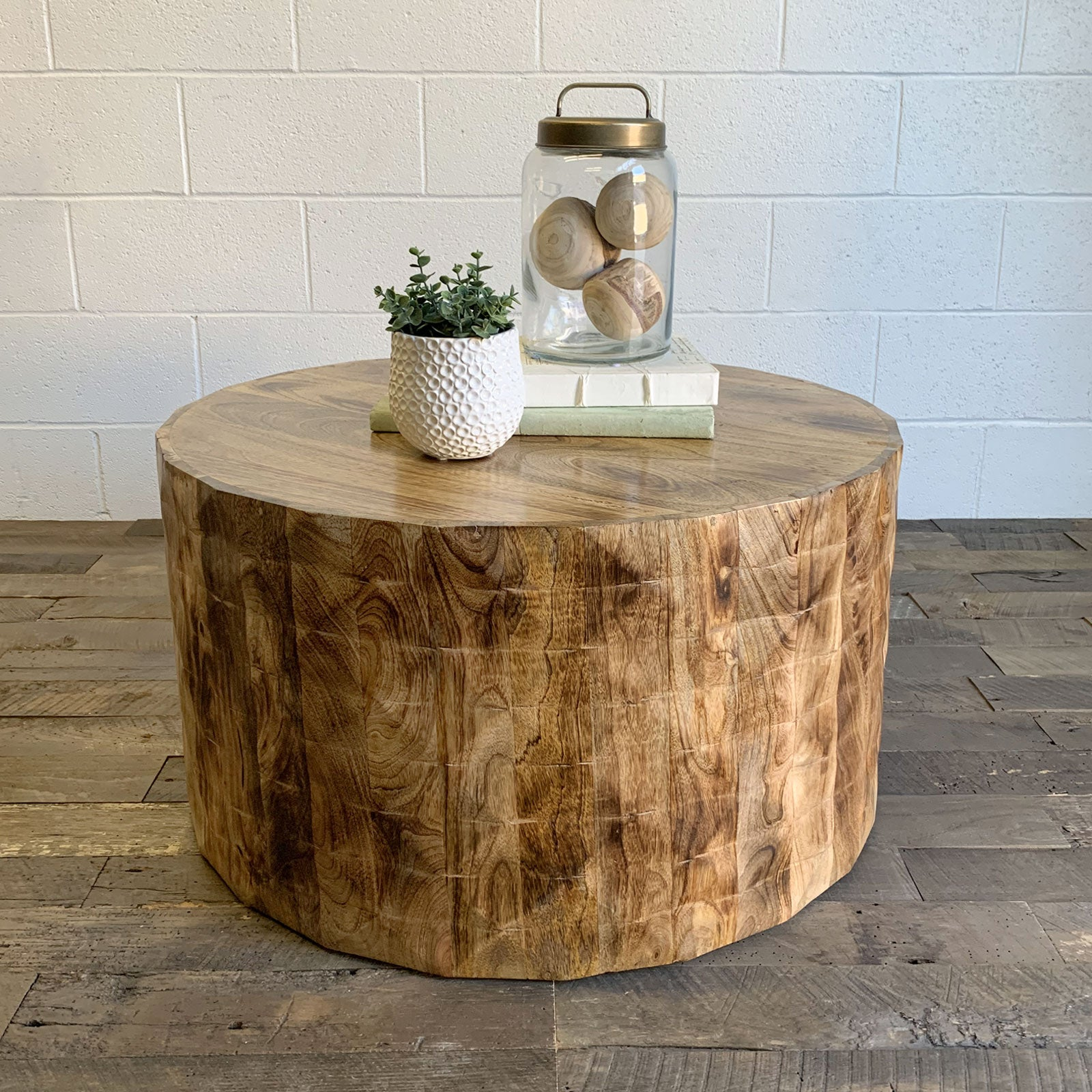 Harlow Coffee Table - Natural