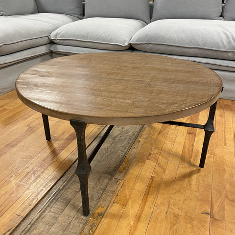 Huntry Round Coffee Table