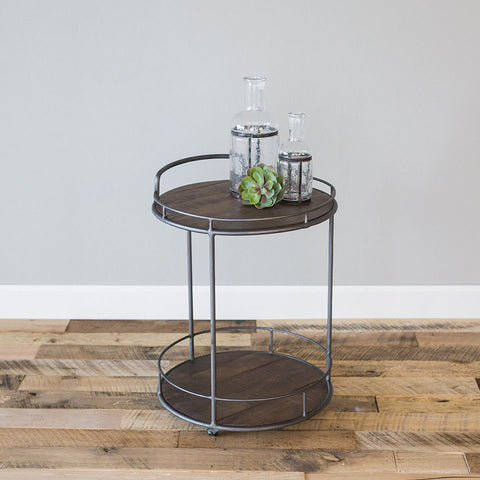 Kiley Bar Cart