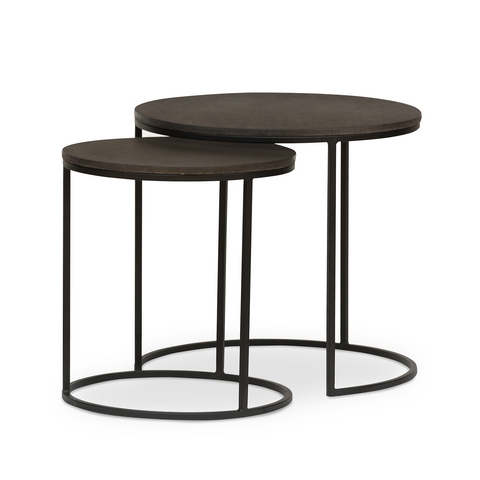 Leyton Outdoor Nesting Tables