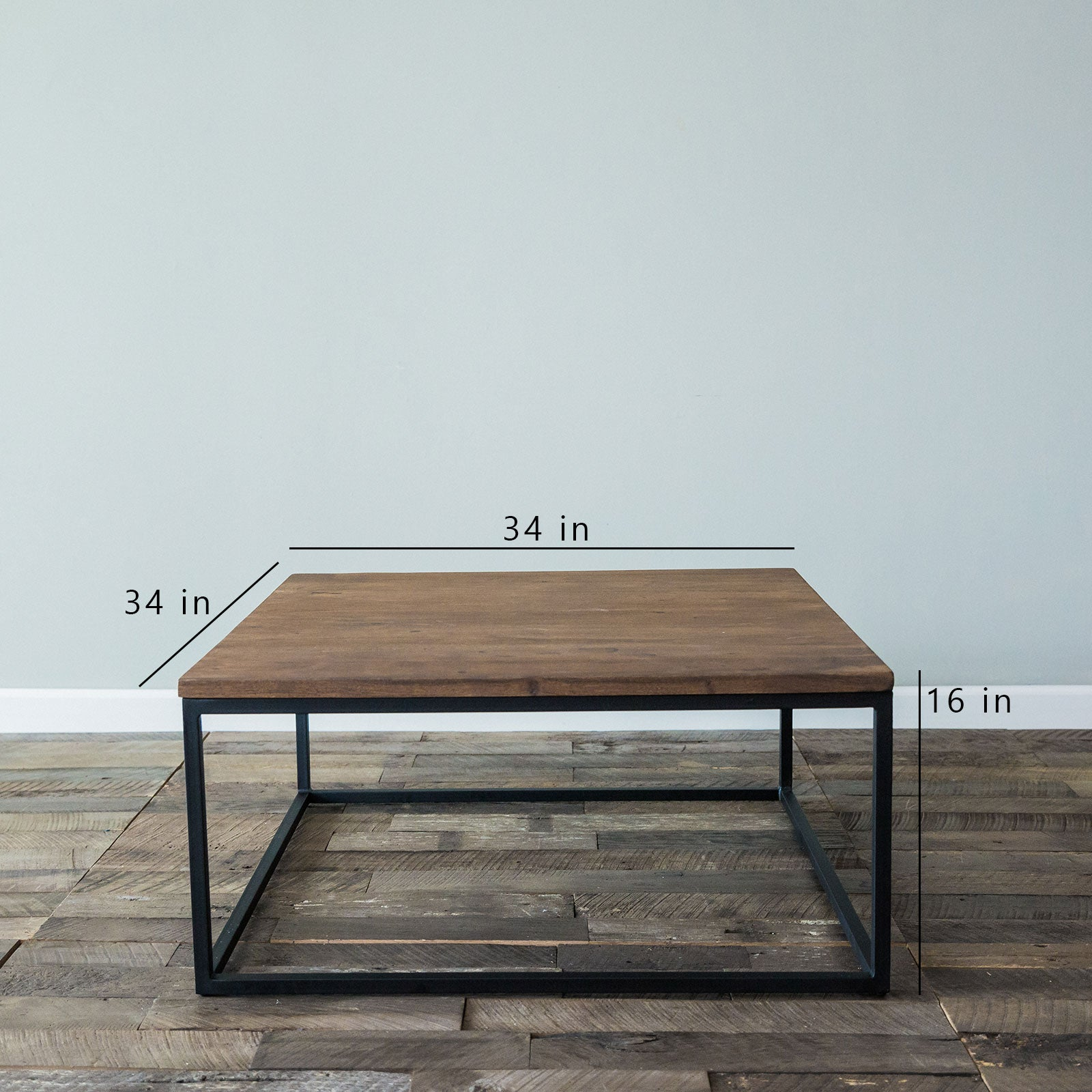 Metro Coffee Table Chestnut Trove Warehouse