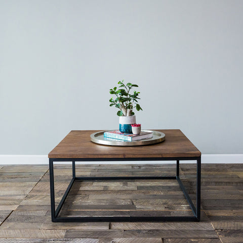 Metro Coffee Table- Chestnut