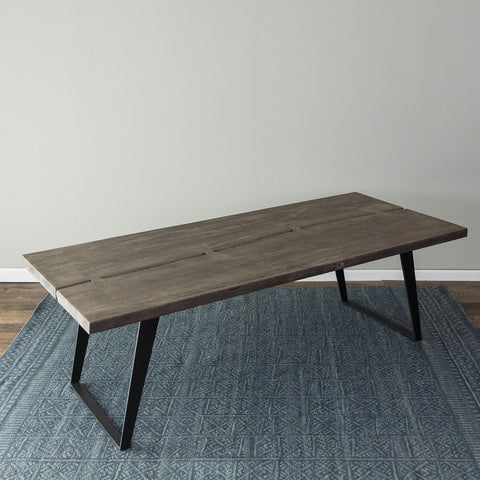 Nature Line Dining Table - Grey