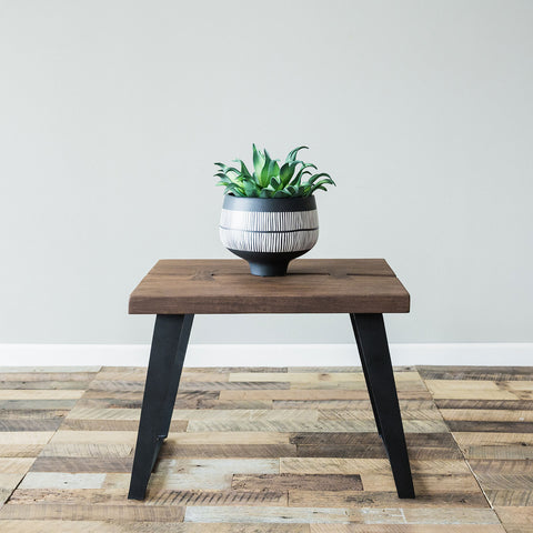 Nature Line Side Table- Chestnut