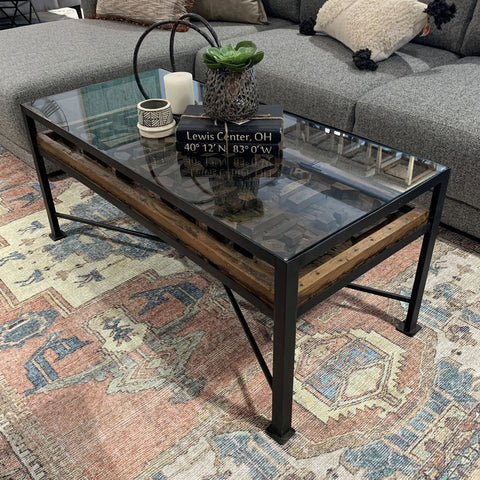 Nero Coffee Table