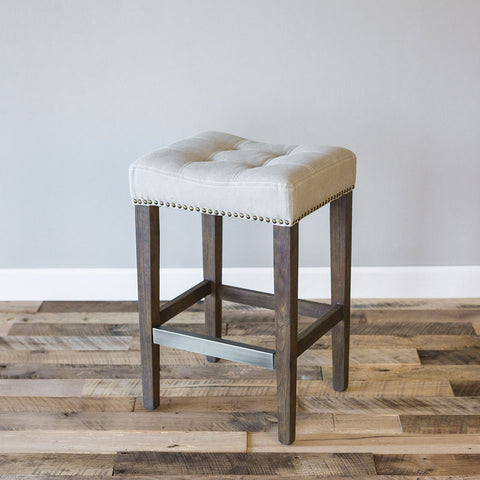 Nice Counter Stool- Desert Canvas