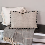 Roslyn Fringe Pillow
