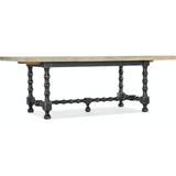Rupert Trestle Dining Table