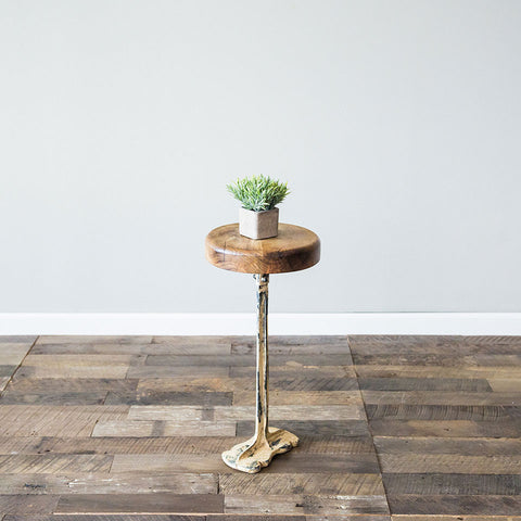 Talullah Iron Side Table