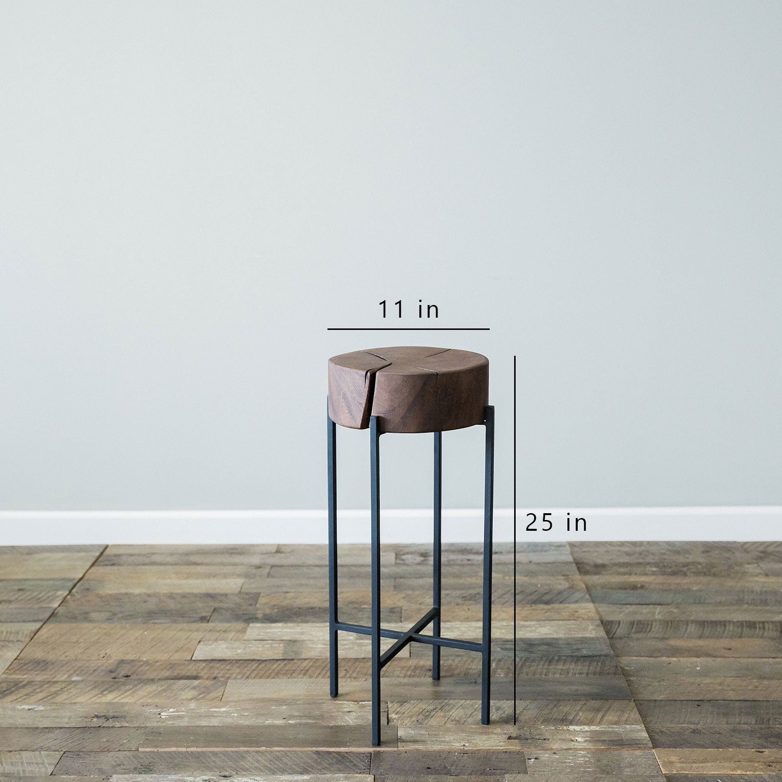 Bryce Accent Table - Large Chestnut