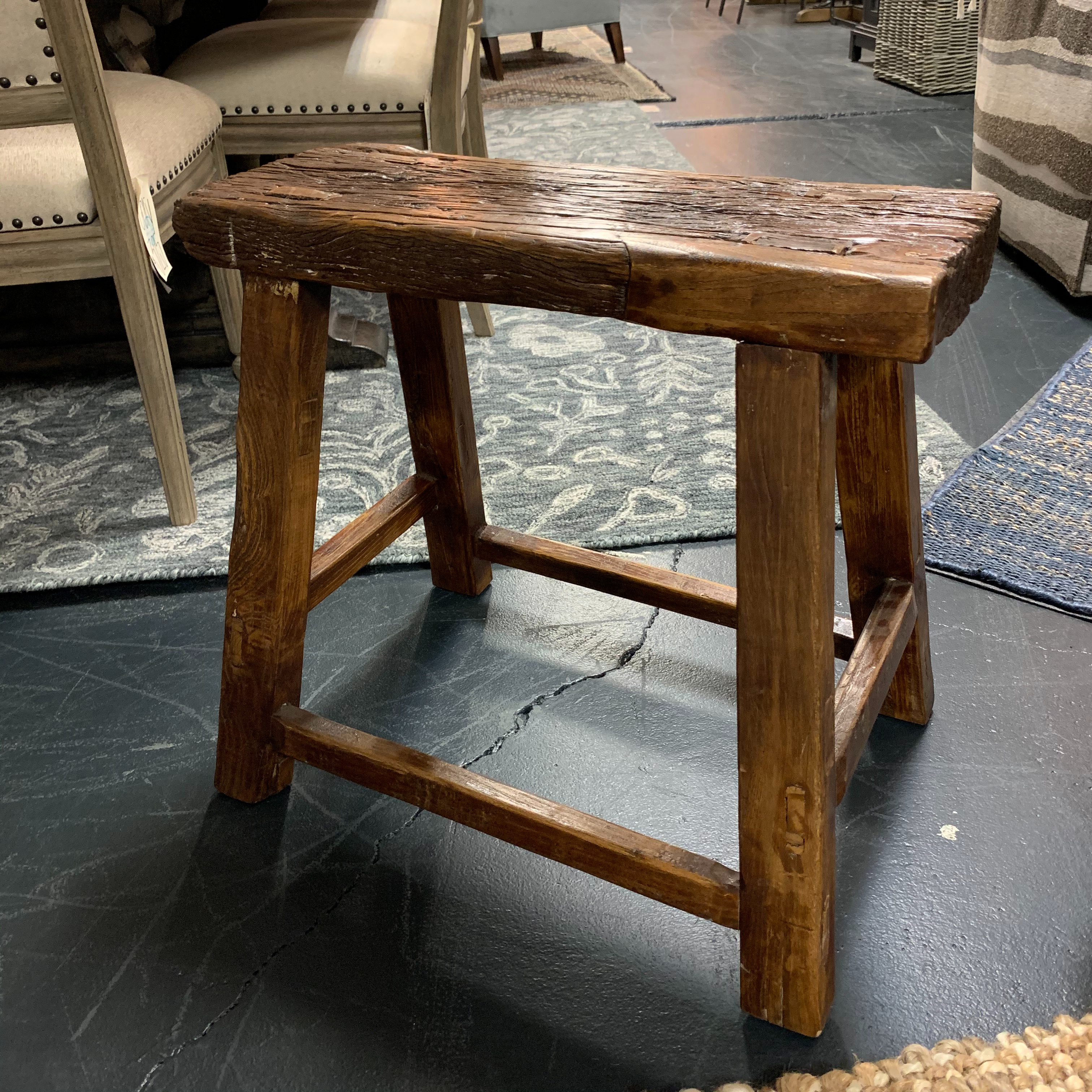 Rogers Antique Stool