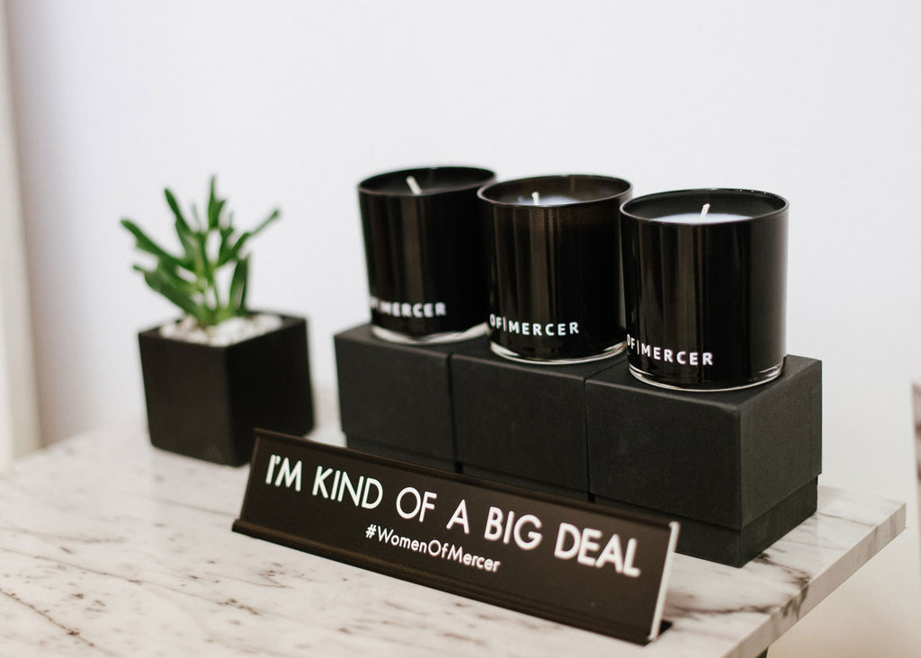 The Perfect Office Scent | Of Mercer