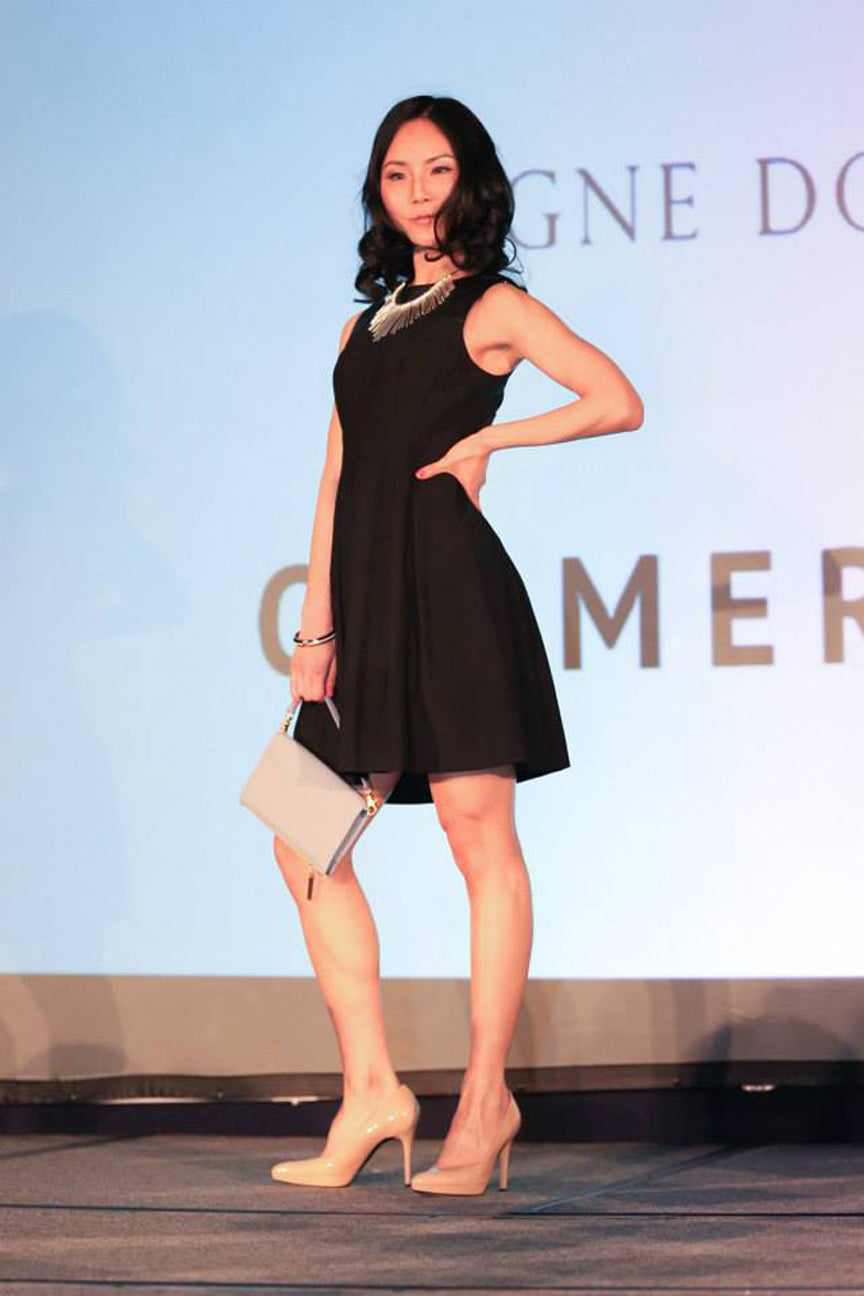 Of Mercer at the Wharton Charity Fashion Show | Ludlow on the Runway