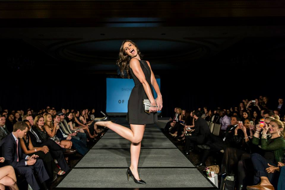 Of Mercer at the Wharton Charity Fashion Show | Carnegie gets cute on the Runway