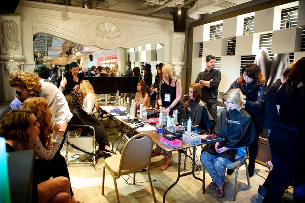 Of Mercer at Charlotte Style Week | Backstage