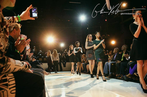 Of Mercer at Charlotte Style Week | Grand Finale Catwalk
