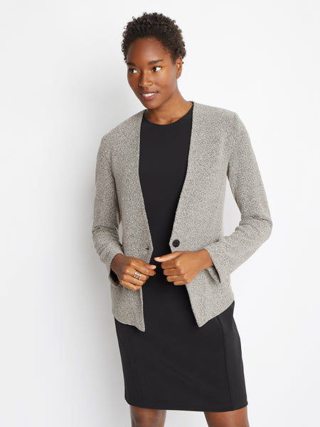 Grey Speckled Charles Blazer